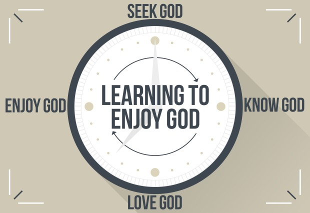 Graphic - Seek:Know:Love:Enjoy God